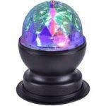 Disco – en LED-bordlampe med specielle effekter