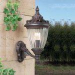 Pragtfuld GALATEA udendørs væglampe 46 cm