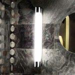Stilfuld Dresde væglampe 70 cm lang