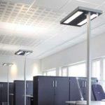 FREE Floor sensor-gulvlampe med dagslyssensor