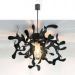 MINI CORAL – Hængelampe i sort