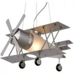 Focker – pendellampe med form som en flyvemaskine