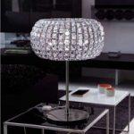 NASHIRA glamourøs bordlampe
