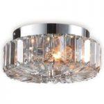 ULRIKSDAL fascinerende loftlampe med krystal