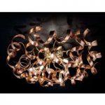 Yndefuld loftlampe Copper, kobber