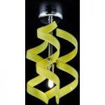 Smal loftlampe Yellow