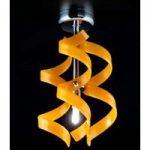 Gracil loftlampe Orange