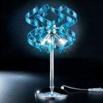 Fascinerende bordlampe Blue