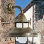 Maritim Lampara væglampe til udendørs brug