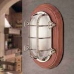 Silver ocean væg- eller loftlampe