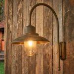 Casale – en udendørsvæglampe med charme