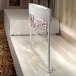 OLA TL2 fortryllende bordlampe hvid kulørt