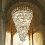 Ascana – pragtfuld pendellampe, asfour-krystal
