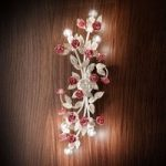 """Væglampe """"Fiore"""" m. 6 lyskilder"""