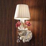 "Væglampe ""Fiore"", m. 1 lyskilde"