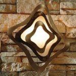 Gioiello kunstfærdig væglampe