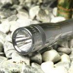 Mini-Maglite LED-lommelygte, titan