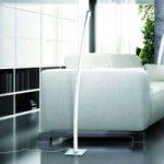 Dæmpbar LED-gulvlampe Surf i moderne look