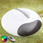 Bærbar højtaler Jupita med RGB-LED'er