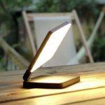 Nimbus Roxxane Fly LED-bordlampe, sort