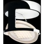 Nimbus Rim R 36 LED-loftlampe, krom