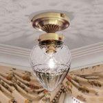 Lille ENNA loftlampe med et lys