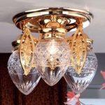 Strålende BUDAPEST loftlampe med 3 lys