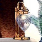 Eksklusiv BUDAPEST bordlampe