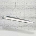 LED-hængelampen Aleli, 119 cm