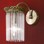 Usædvanlig væglampe Diadema