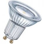 LED reflektor 120° GU10 7,2W, varmhvid, dæmpbar