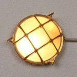 Tartaruga Tonda 100 væg- og loftslampe