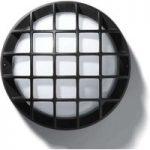 EKO 26/G udendørs væg- eller loftlampe i sort