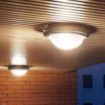 MAGICLICK 25 væg- eller loftlampe i grå