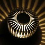 POWER LED væglampe med enestående virkning