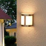 Parrot – LED-udendørs væglampe