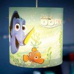 Find Dory – farveglad hængelampe til børn