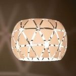 Formfuldendt hængelampe Sandalwood Smart Volume 60