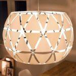 Formfuldendt hængelampe Sandalwood Smart Volume 80