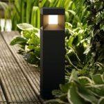Anderledes designet LED sokkellampe Parterre
