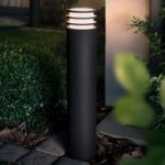 Philips Hue LED pullertbelysning Lucca, antracit