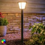 Philips Hue White+Color Econic LED-vejlampe