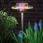 Jordspydlampe Special Line Solar Ufo LED RGB
