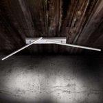 Justerbar LED-loftslampe Felipa