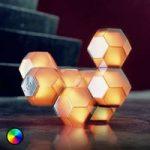 Crystal – usædvanlig LED-bordlampe