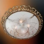 Skøn loftslampe Arena – 57 cm