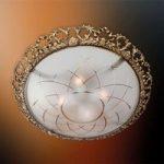 Skøn loftlampe med afstand Arena – 45 cm