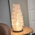 Usædvanlig bordlampen Cactus XS Prisma