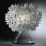 Fascinerende bordlampe Fiorella