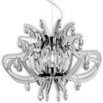 Lillibet – designer pendellampe i sølv